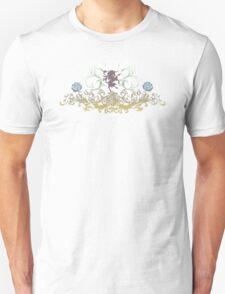 Unicorn and Flowers T-Shirt