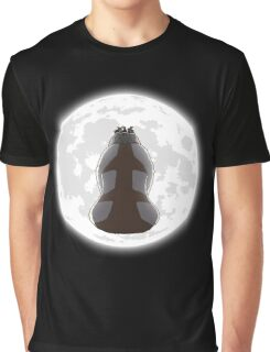 Yip Yip into the Moonlight Graphic T-Shirt