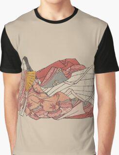 Murasaki Shikibu - author of The Tale of Genji Graphic T-Shirt