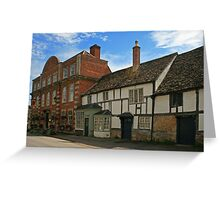 The Red Lion, Lacock Greeting Card