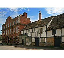 The Red Lion, Lacock Photographic Print