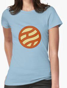 Nara Clan Symbol Womens Fitted T-Shirt