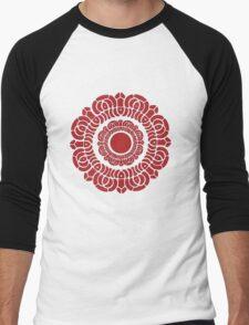 Legend of Korra - Red Lotus Men's Baseball ¾ T-Shirt