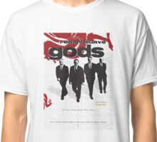 Red and Suave Gods- Bill Shankly, Bob Paisley, Joe Fagan & Ronnie Moran Classic T-Shirt