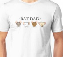 Rat Dad Unisex T-Shirt