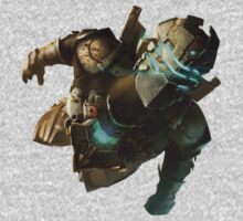 dead space 2  by ChuckLeTueur