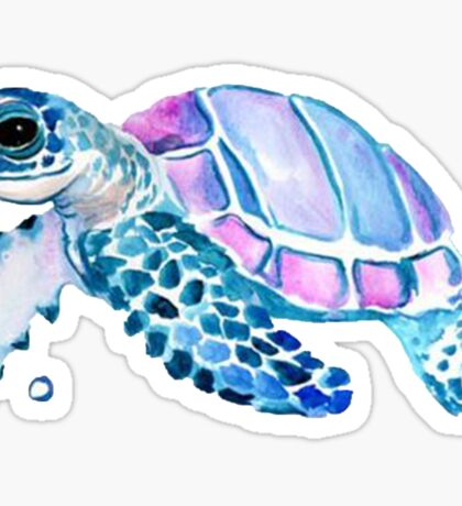 Lovely Turtle Sticker