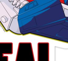 Ultra Magnus - Deal With That (1) Sticker