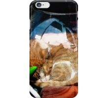 Ironic Cat iPhone Case/Skin