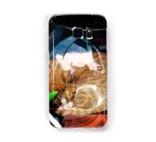 Ironic Cat Samsung Galaxy Case/Skin