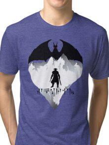 Dovahkiin Tri-blend T-Shirt