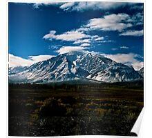 Morning Light Mt.Whitney California Poster