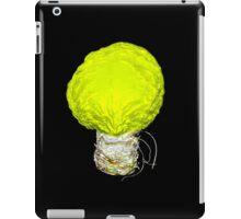 A Bright Idea About Cabbage iPad Case/Skin