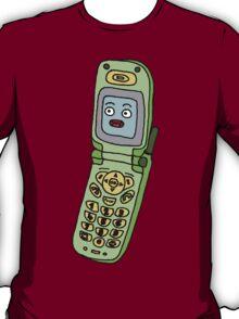 happy cellphone T-Shirt
