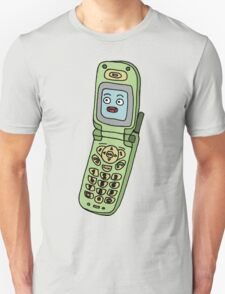 happy cellphone T-Shirt