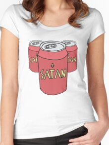 special beer Women's Fitted Scoop T-Shirt