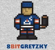 8-Bit Gretzky Shirt by tbeb