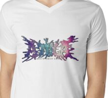 Attila - About That Life Mens V-Neck T-Shirt