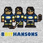 8-Bit Hanson Brothers Shirt by tbeb