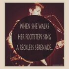 Reckless Serenade - Arctic Monkeys by jessehasaturtle