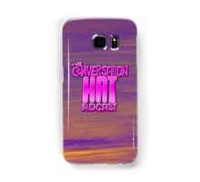 The Conversation Hat Logo Samsung Galaxy Case/Skin