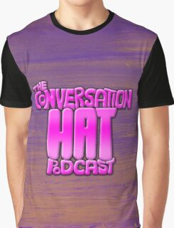 The Conversation Hat Logo Graphic T-Shirt