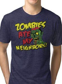 Plan Ahead! Tri-blend T-Shirt