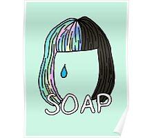 Soap Hair Design  Poster