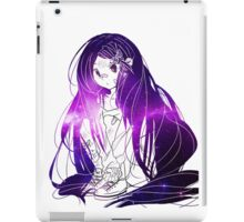 INJURED GIRL iPad Case/Skin