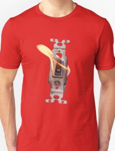 FLAME ON! Switch On Fire! T-Shirt