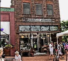 """""""Burrville Antiques""""... prints and products by © Bob Hall"""