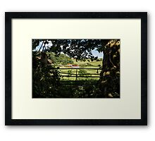 As I Walked Out One Midsummer Morning Framed Print