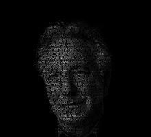 Alan Rickman by sandyeates