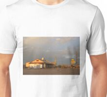 Abandoned Broasted Chicken Stand Unisex T-Shirt