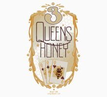 3 Queens Honey - Long Beach, Ca by eshcaine