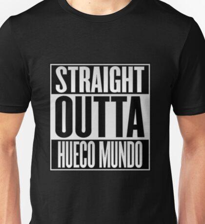Straight Outta Hueco Mundo Unisex T-Shirt