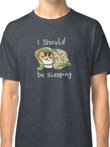 I Should be Sleeping Classic T-Shirt