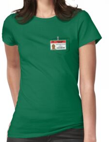 Turk's scrub Womens Fitted T-Shirt