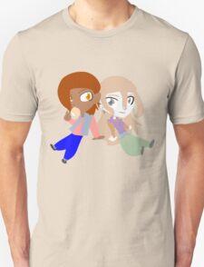 Cutie Couple: Mikah and Rapre Unisex T-Shirt
