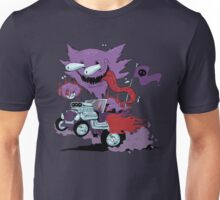 Kustom Kulture Haunter Unisex T-Shirt