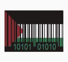 Palestine Barcode by Netsrotj