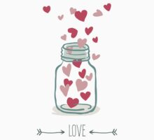 A Jar full of Love Baby Tee