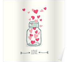 A Jar full of Love Poster