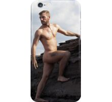 in the wild, sexy nude guy 2 iPhone Case/Skin