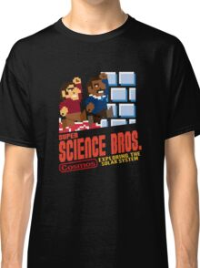 Super Science Bros Classic T-Shirt