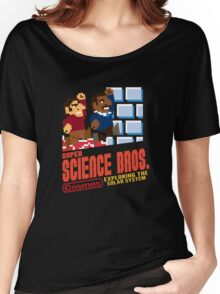 Super Science Bros Women's Relaxed Fit T-Shirt