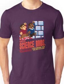 Super Science Bros Unisex T-Shirt