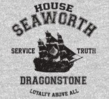 Team Seaworth (Black) by Digital Phoenix Design