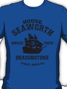 Team Seaworth (Black) T-Shirt