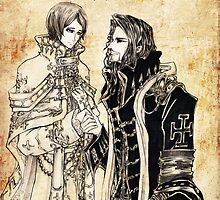 Trinity Blood:The poor in spirit by scumash
